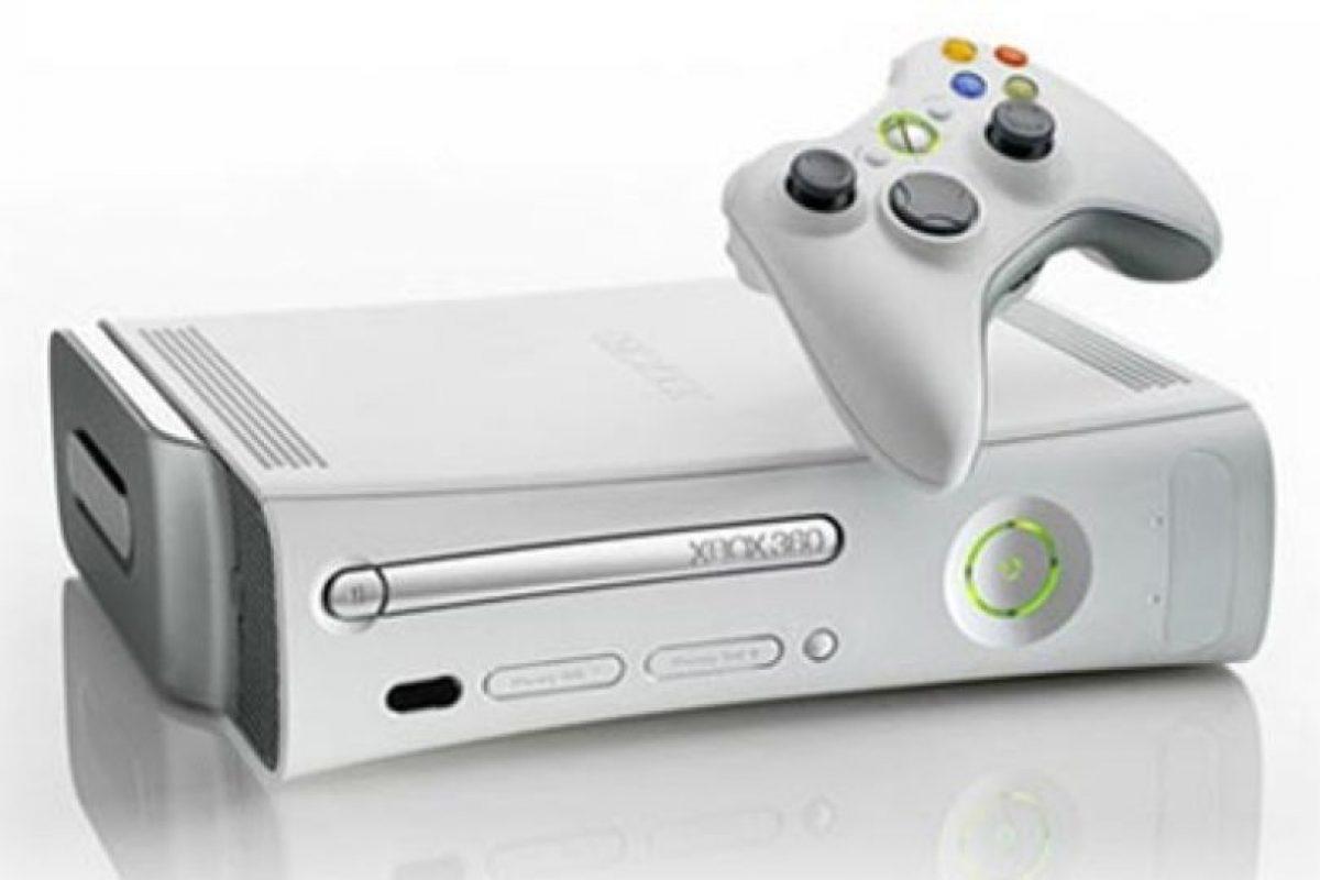 Xbox 360. Lanzada el 22 de noviembre de 2005. Foto:Microsoft. Imagen Por: