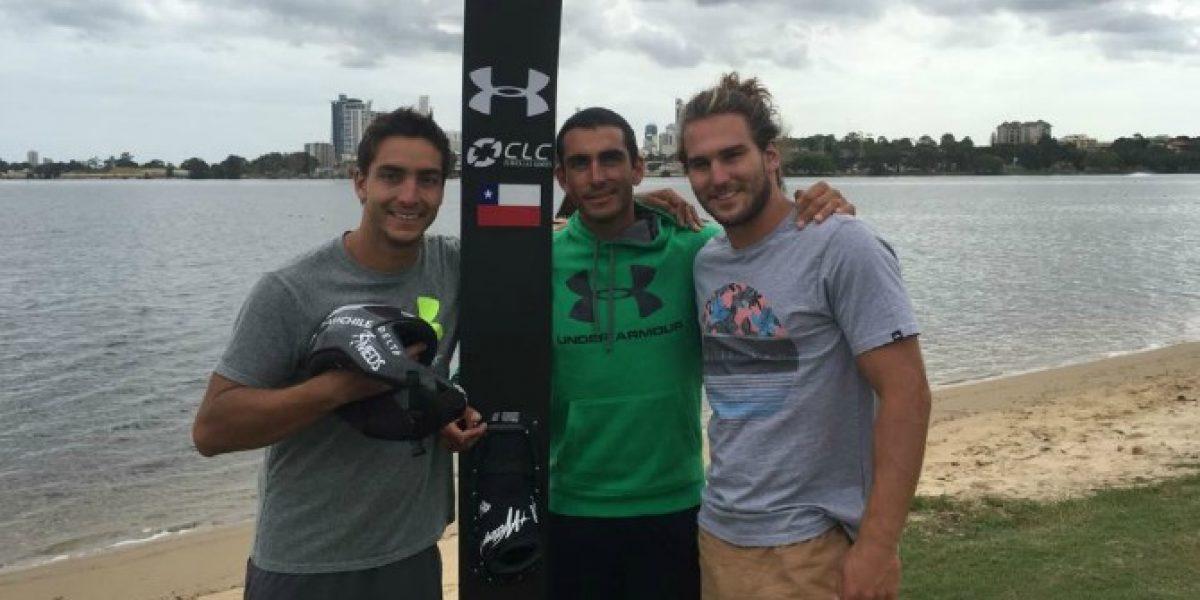 Esquí Náutico: Tres saltadores chilenos pasan a la final en Australia