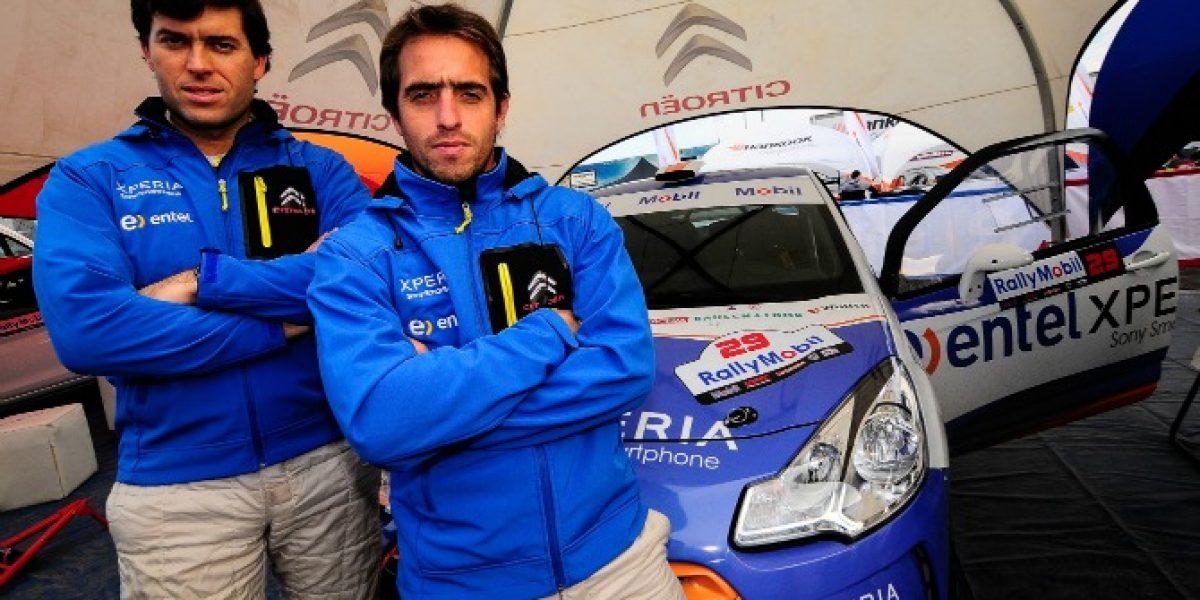 Alejandro García-Huidobro debutará en el Rally Mundial