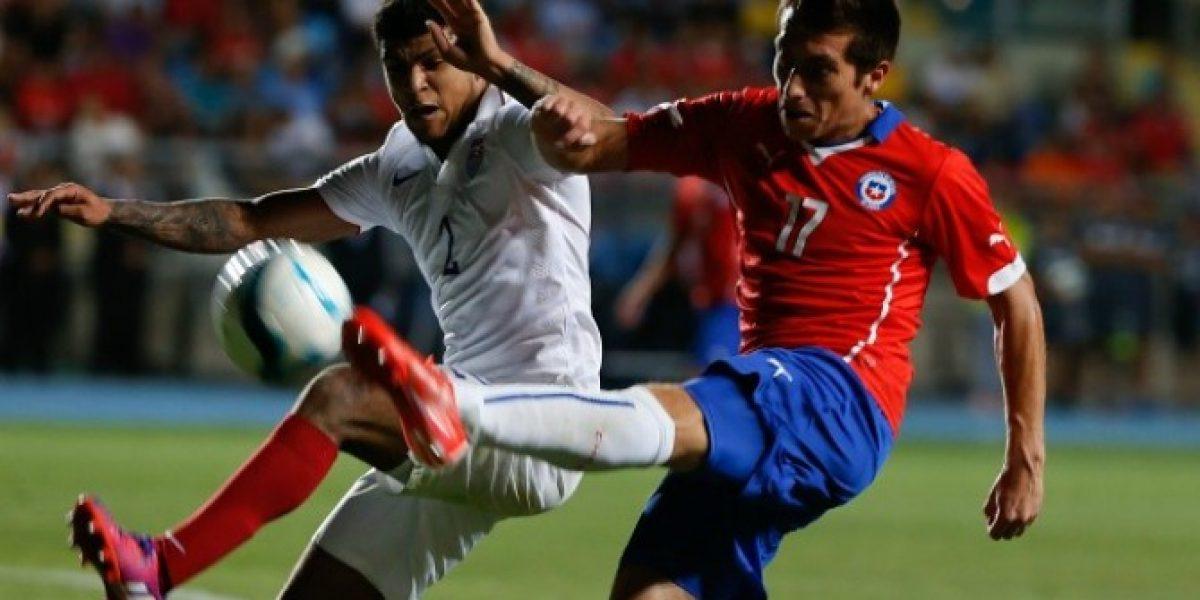 Juan Cornejo será convocado a la Roja para amistosos tras molestias físicas de José Rojas