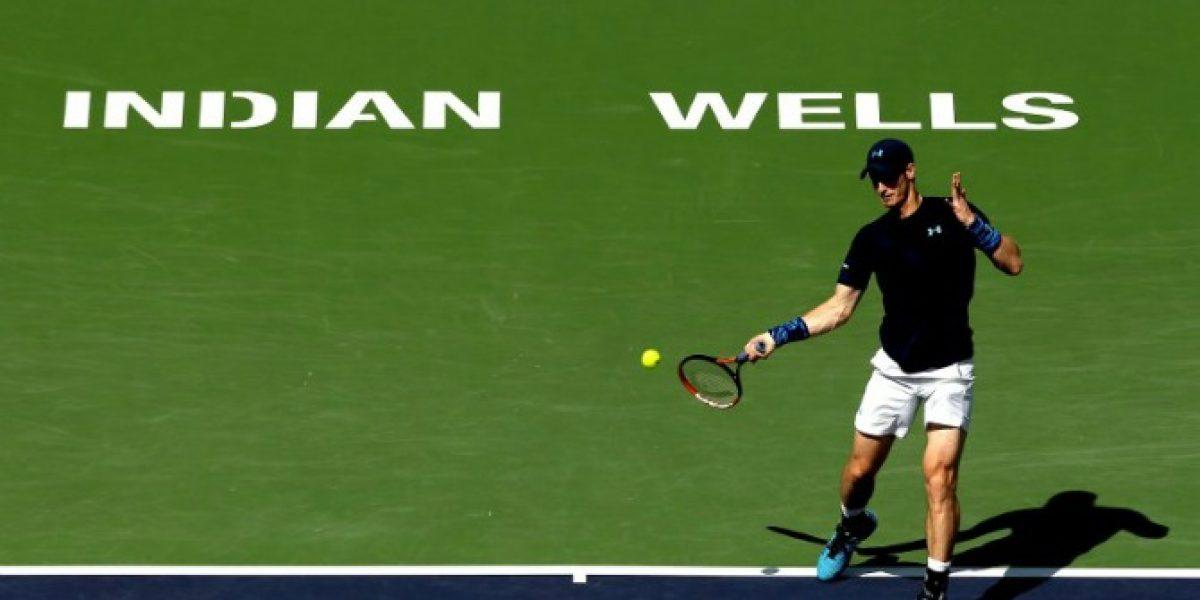 Murray supera a López y chocará con Djokovic en semifinales de Indian Wells