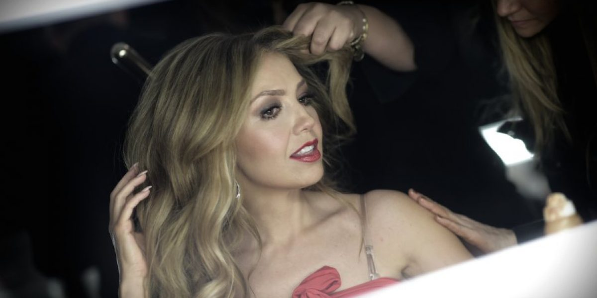 VIDEO: Thalía confiesa que contempló el suicidio