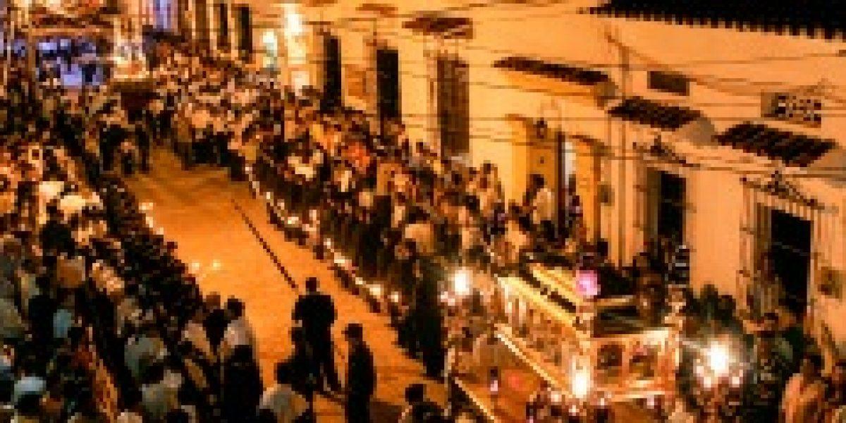 El turismo religioso que ofrece Colombia para Semana Santa