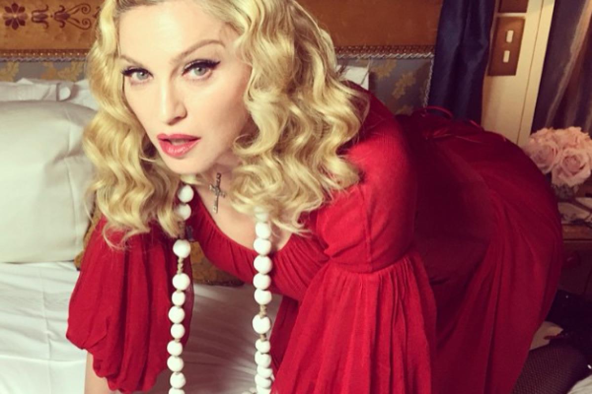 . Imagen Por: Vía Instagram Madonna