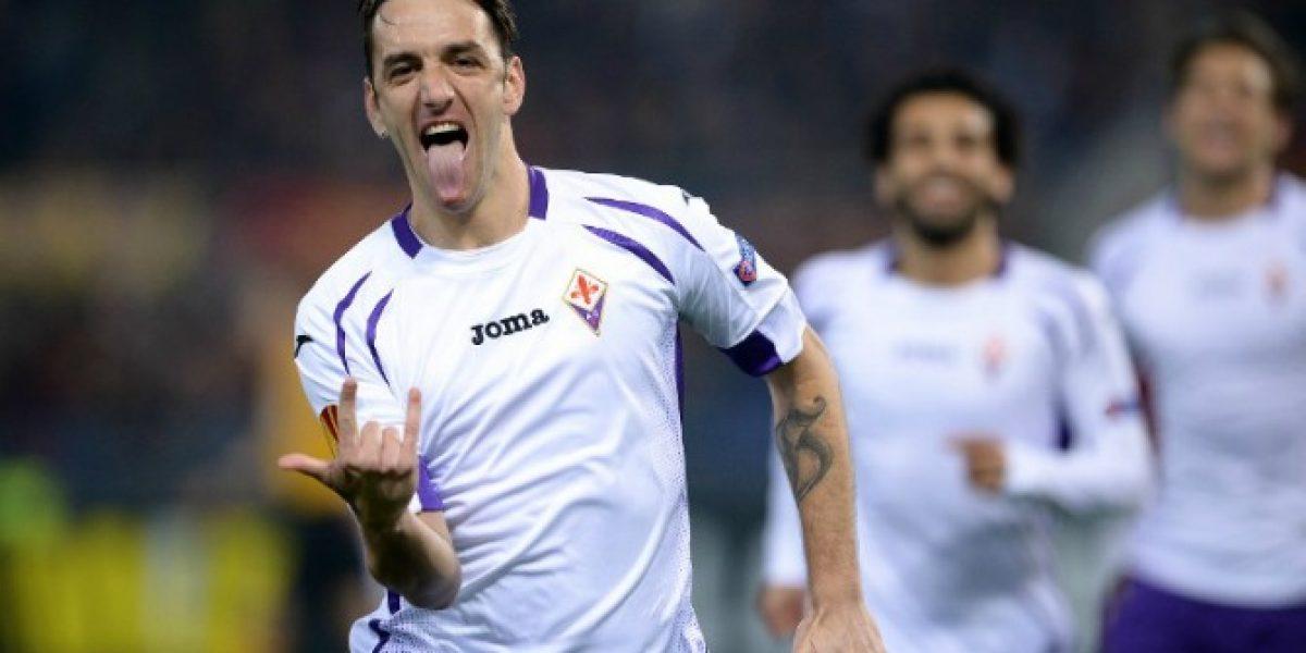 Así vivimos la clasificación de Fiorentina a cuartos de la Europa League