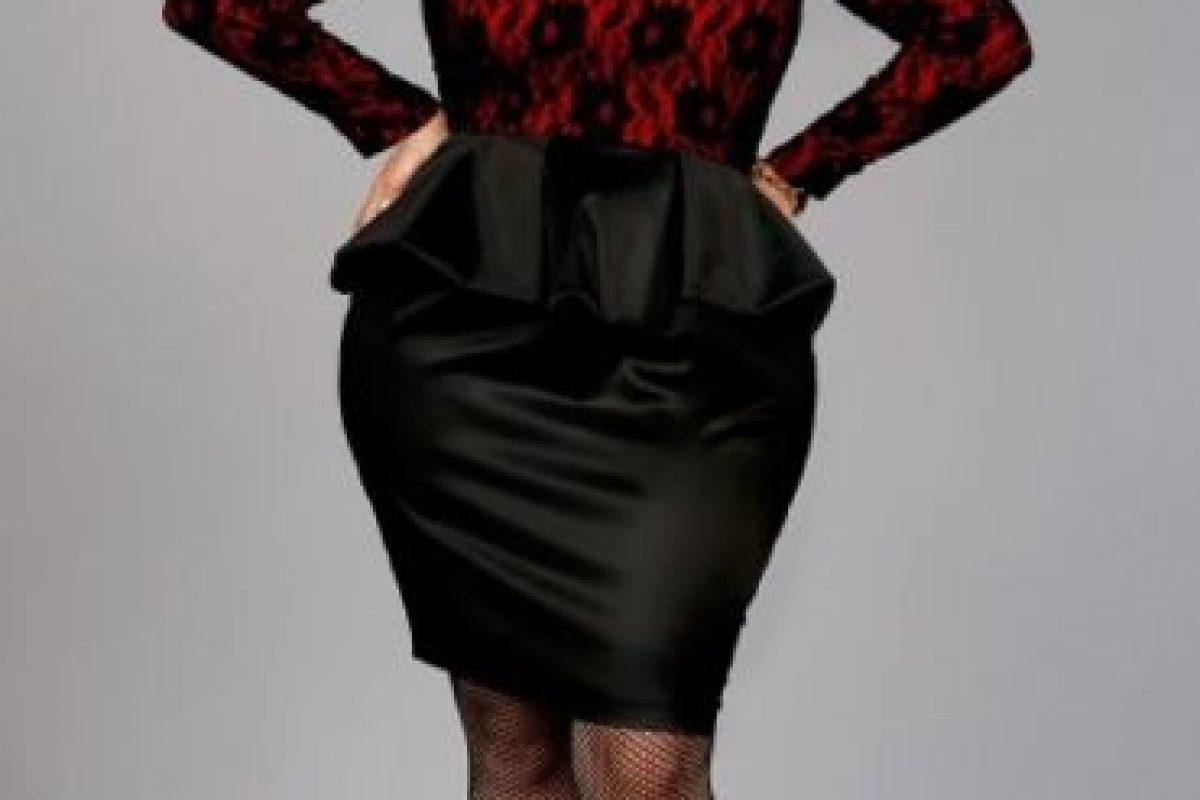 Peplum con falda. Foto:Pinterest. Imagen Por: