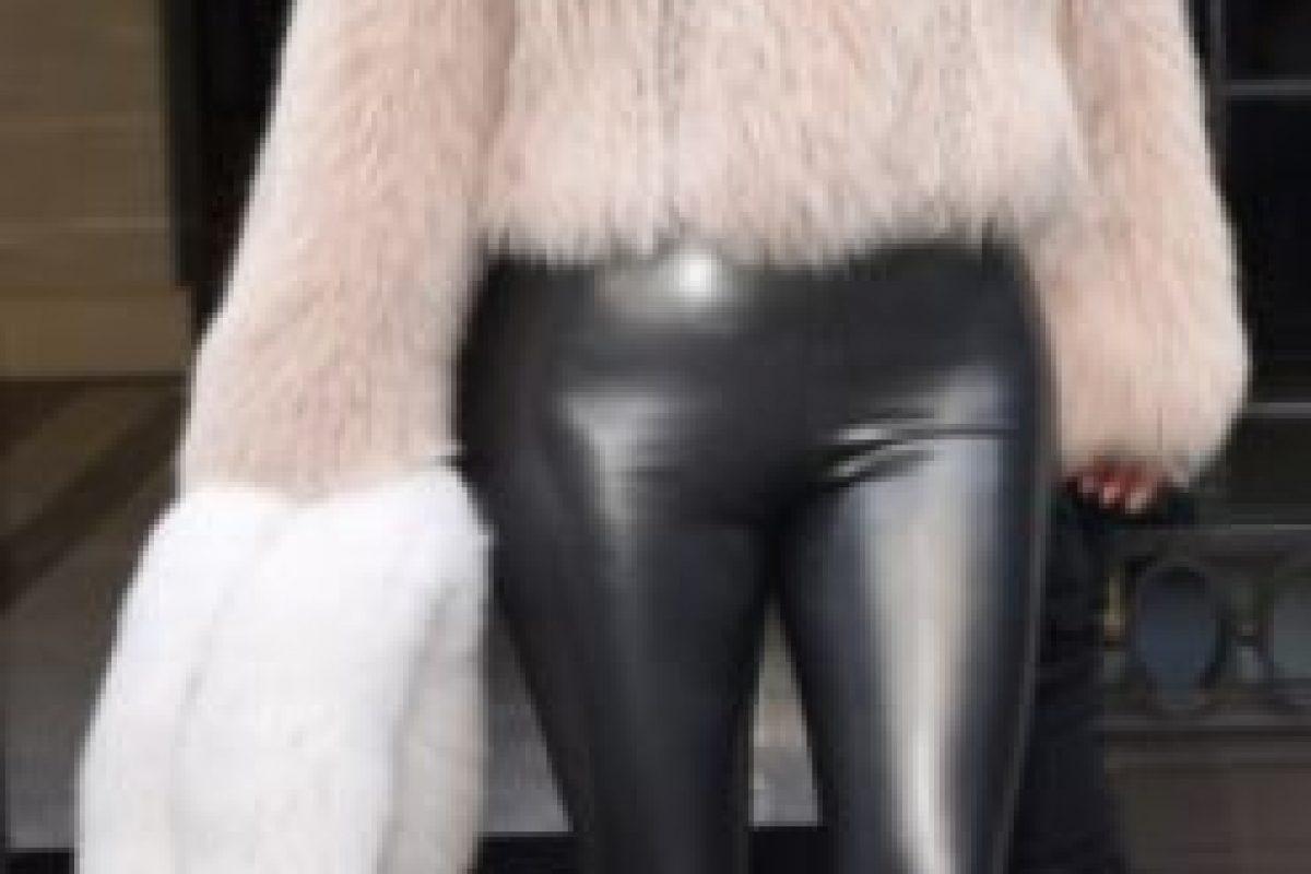 Pantalón de cuero. Foto:Getty Images. Imagen Por: