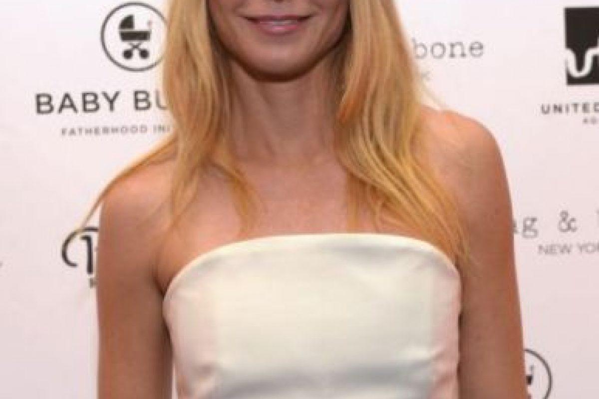 """Gwyneth Paltrow dijo: """"No tienes por qué estar siempre peleando. Compórtate como una mujer. Demuéstrale que él es un hombre y sorpréndele con tus habilidades para el sexo oral"""" Foto:Getty Images. Imagen Por:"""