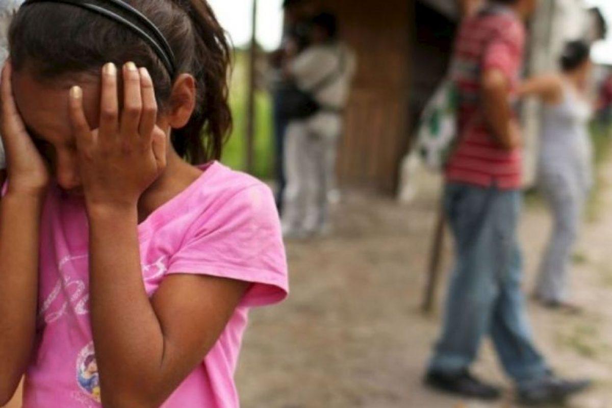 Se calcula que cada año mueren por homicidio 34 000 menores de 15 años. Foto:Getty Images. Imagen Por:
