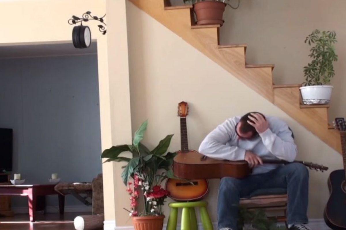 Y en este caso, es muy doloroso. Foto:Youtube. Imagen Por: