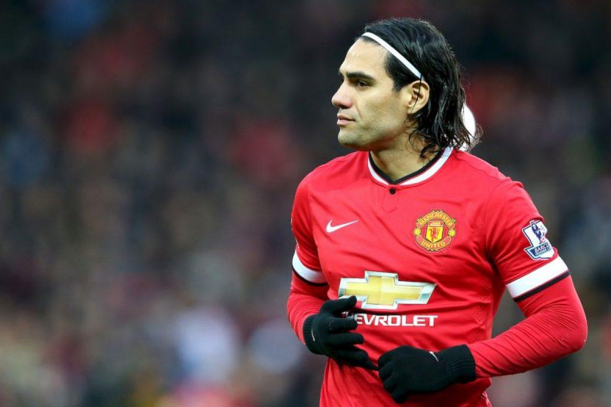 Solo ha marcado cuatro goles con el United Foto:Getty Images. Imagen Por: