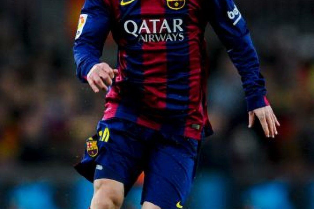 El argentino ha bajado 3.5 kilos Foto:Getty Images. Imagen Por: