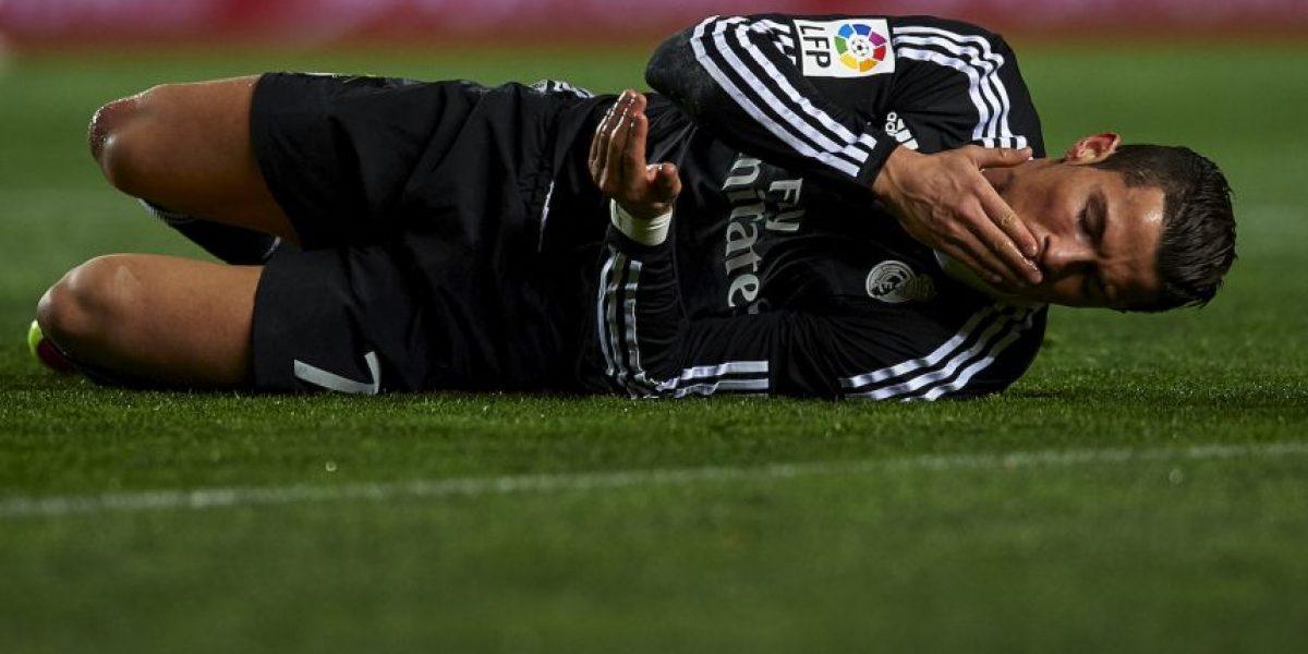 Cristiano Ronaldo llega en uno de sus peores momentos al Clásico
