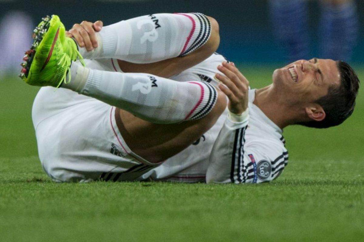 Así sufre CR7 en los partidos cuando no le salen las cosas como él desea Foto:Getty Images. Imagen Por: