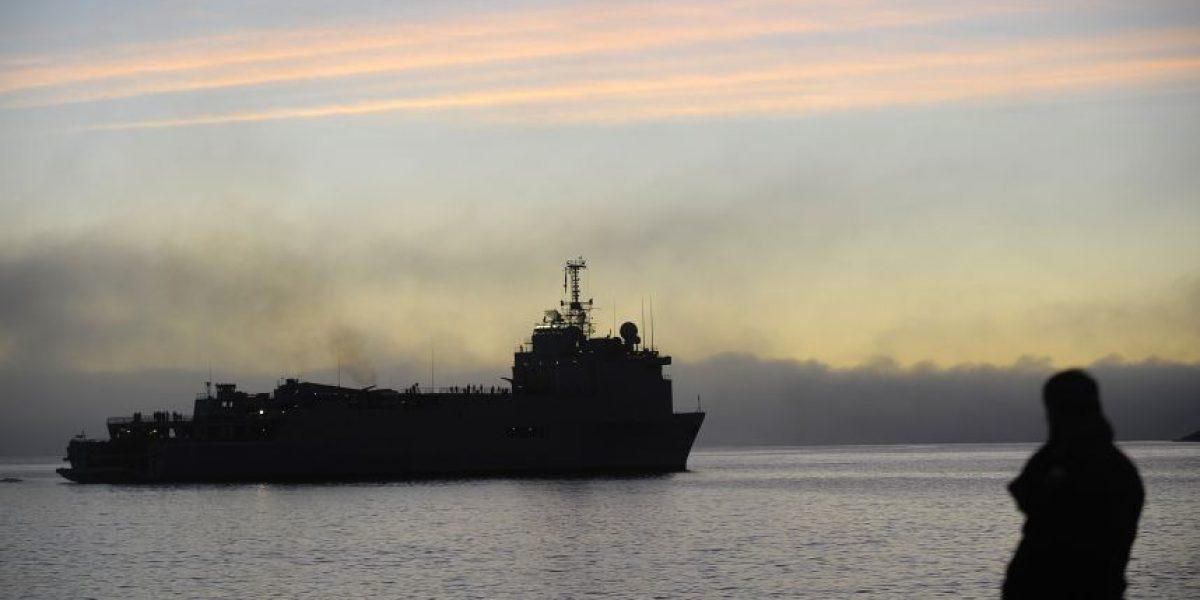 Accidente marítimo provoca derrame de petróleo en Juan Fernández