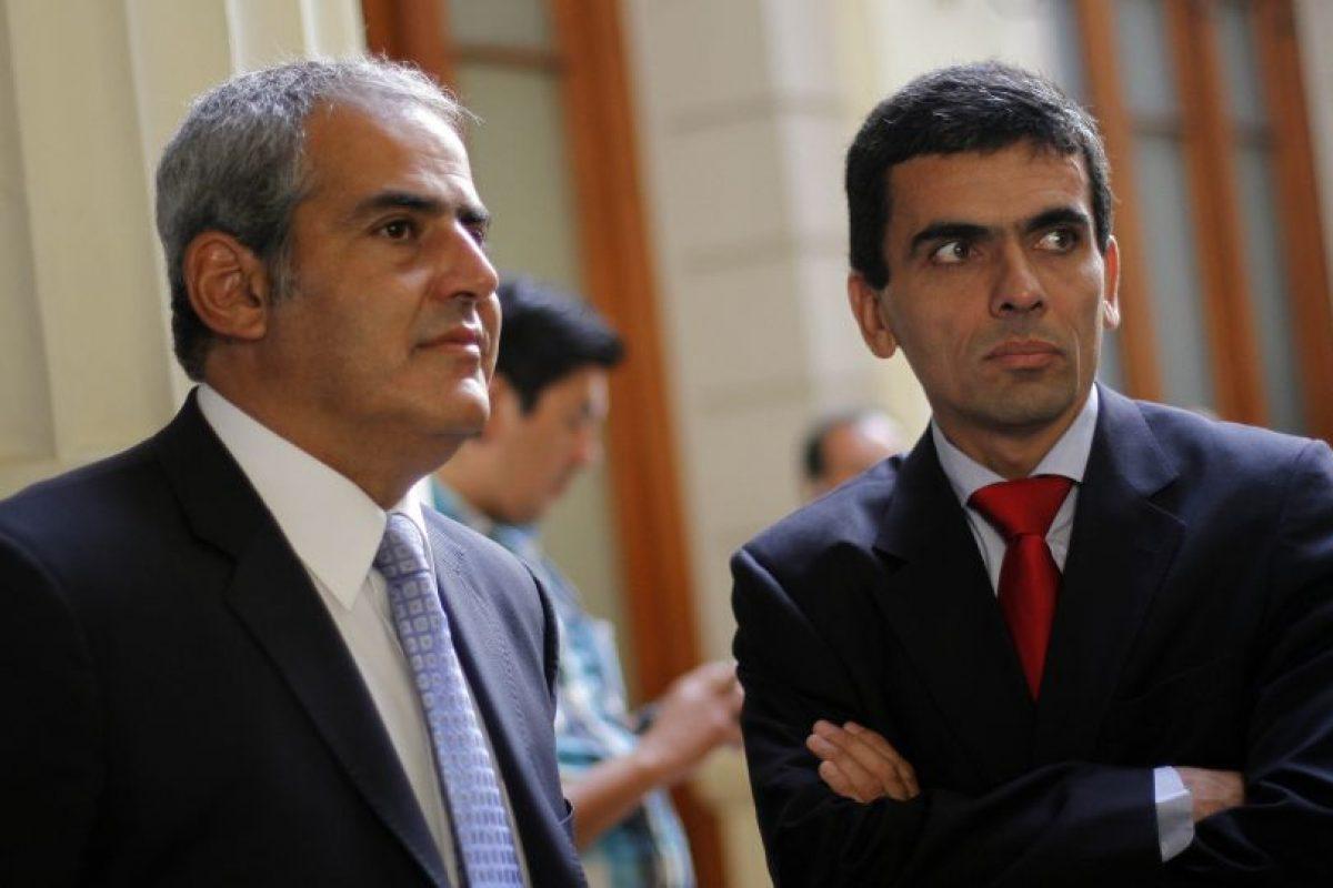 Fiscales que investigan Penta Foto:Agencia Uno. Imagen Por:
