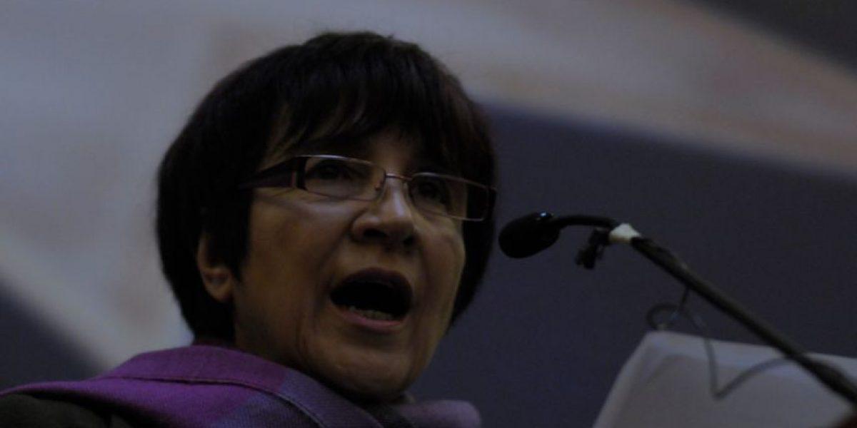 Abogada Carmen Hertz criticó designación de Van Rysselberghe en comisión de DD.HH.