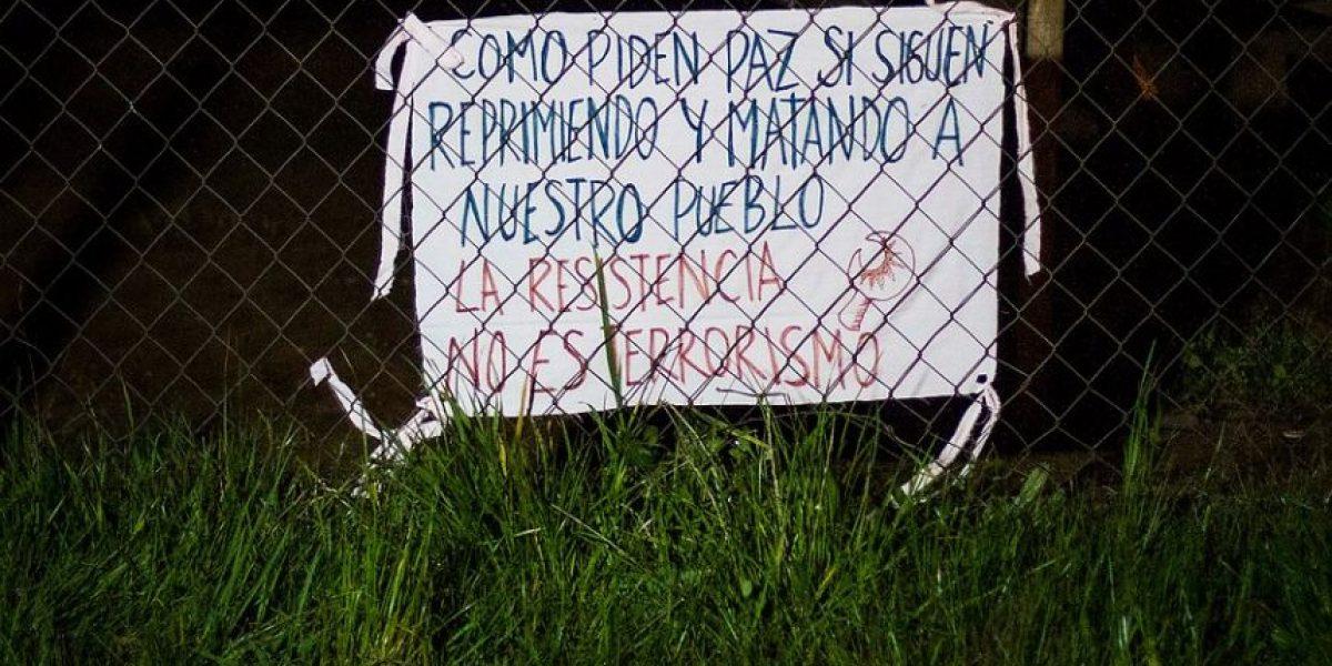 Corte de Temuco revoca prisión preventiva a comunero mapuche acusado de ataque incendiario