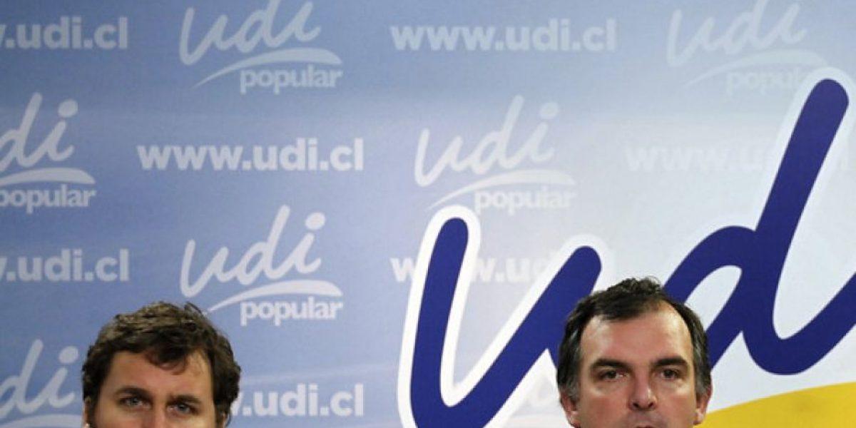 """Pablo Terrazas manifiesta desacuerdo de la UDI con los dichos de Matthei: """"La Evelyn es la Evelyn"""""""