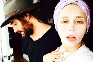 . Imagen Por: Vía Instagram Miley Cyrus