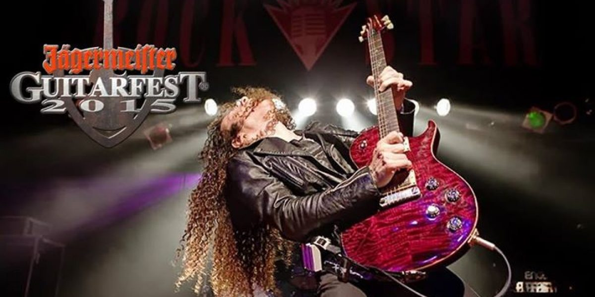 Marty Friedman será la estrella en el Jagermeister GuitarFest 2015