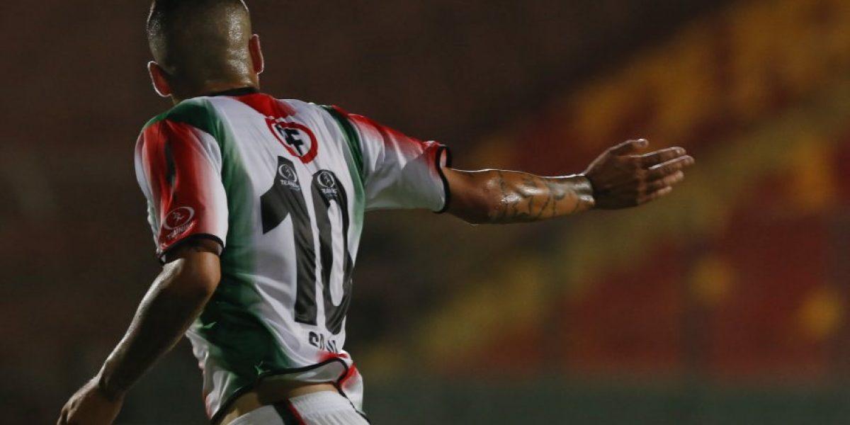 En Palestino criticaron a Wanderers: