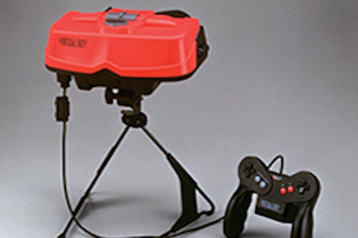 ¿Recuerdas el Virtual Boy? un dispositivo muy famoso de Nintendo que nos acercaba un poco con la realidad virtual. Foto:Getty. Imagen Por: