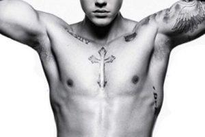 Lo hace de todas las formas posibles. Mahone tiene pocas fotos así. Foto:Instagram/Justin Bieber. Imagen Por: