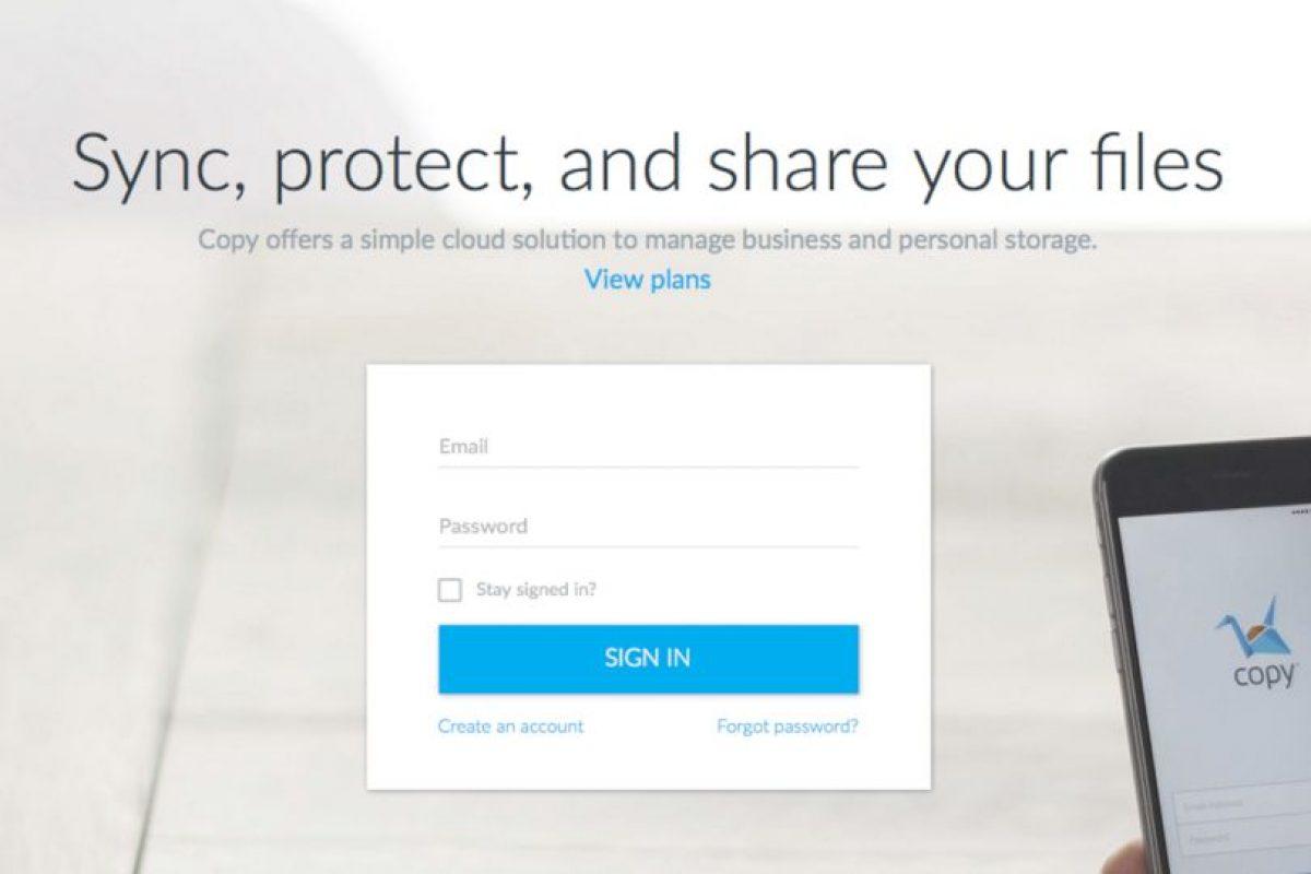 Amazon también cuenta con su sitio de almacenamiento. Pueden comenzar con la versión gratuita. Foto:https://www.amazon.com/clouddrive/home/. Imagen Por:
