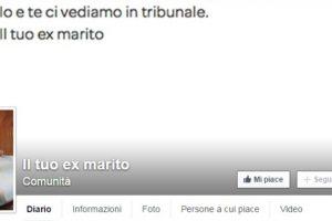 """También creó una comunidad llamada """"Il Tuo Exmarito"""", donde está su carta viral. Foto:Il Tuo Exmarito. Imagen Por:"""