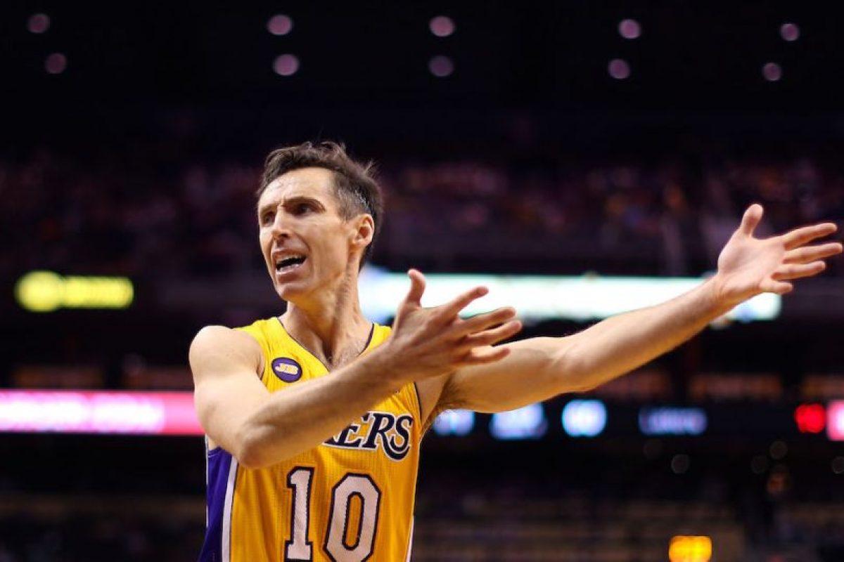 Era base de Lakers de Los Angeles. Foto:Getty Images. Imagen Por: