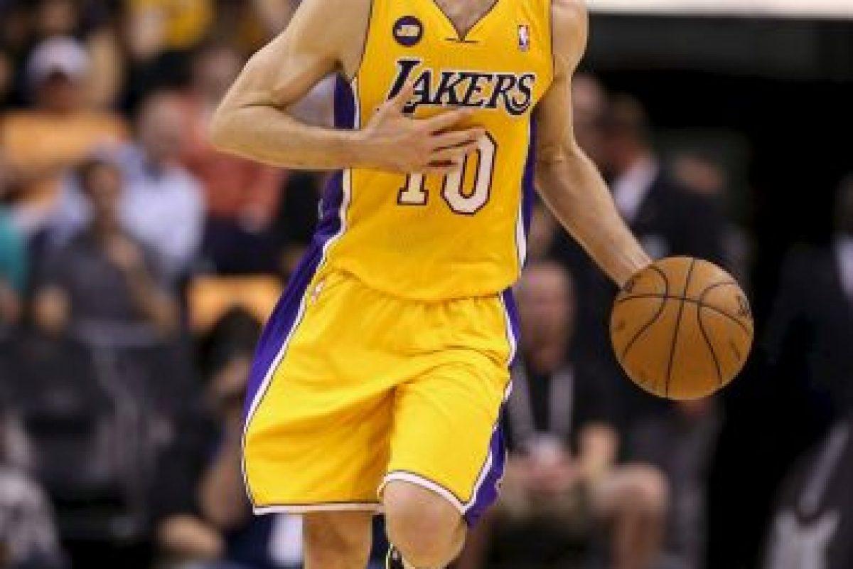 Steve Nash anunció que se retira del basquetbol. Foto:Getty Images. Imagen Por: