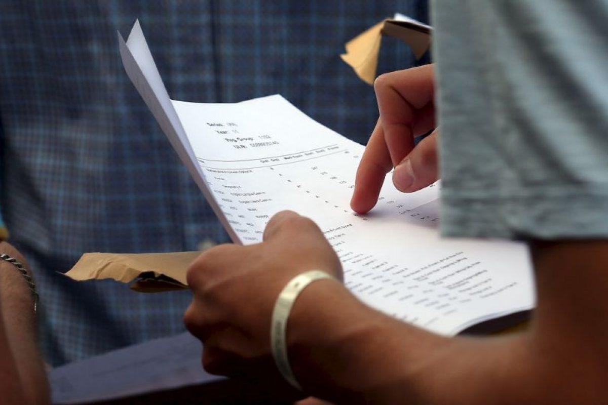 Trabajar diariamente para asegurarte de que entiendes la materia. Preguntar en clase cuando sea necesario. Foto:Getty Images. Imagen Por:
