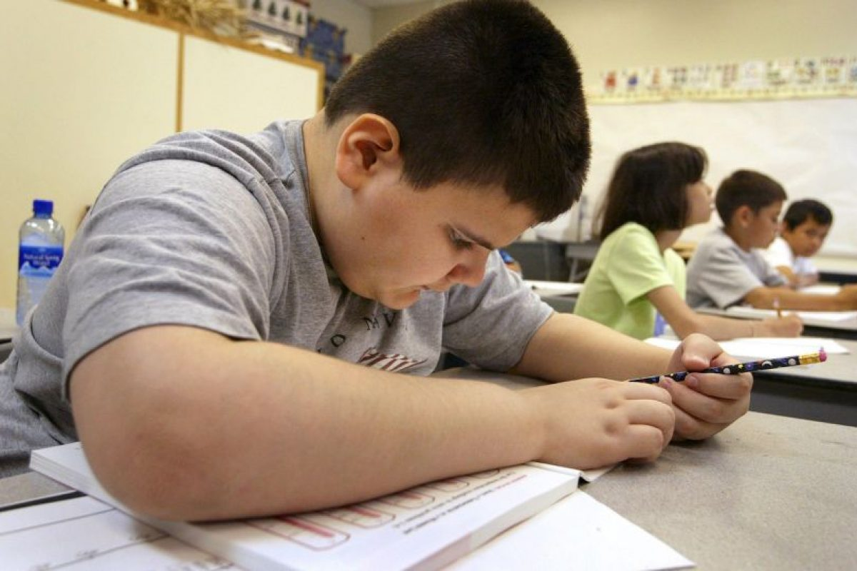 Cuando se aproxime el examen, tienen que repasar para estar seguros de ello. Foto:Getty Images. Imagen Por: