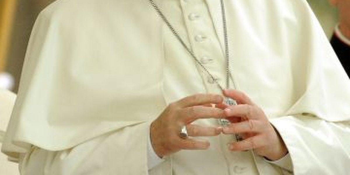 Papa Francisco en su faceta más dura: