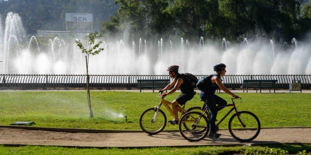 Estudiante crea dispositivo para medir las rutas más demandadas por los ciclistas en Santiago