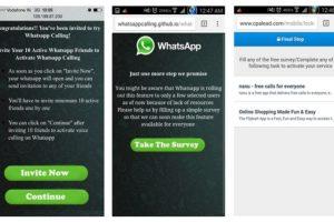 Hackers se aprovechan del deseo de tener llamadas gratis. Foto:Deccan Chronicle. Imagen Por: