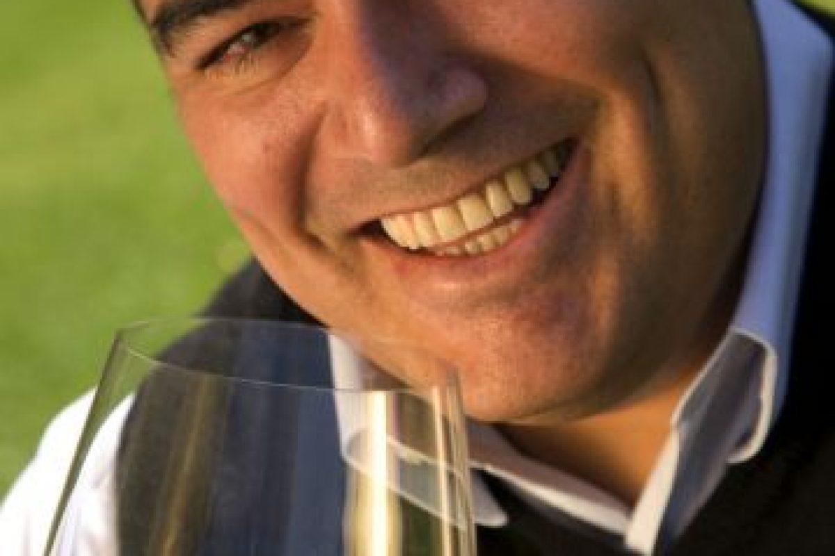 Chef e investigador Ricardo Zurita Foto:Cortesía Azul y Oro. Imagen Por: