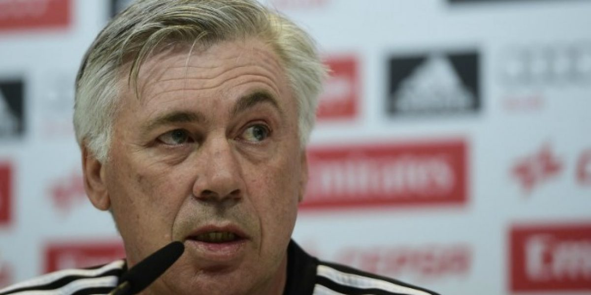 Carlo Ancelotti le endosa la responsabilidad al Barcelona:
