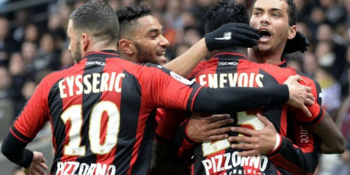 Sorpresiva derrota del Lyon deja al PSG como líder en Francia