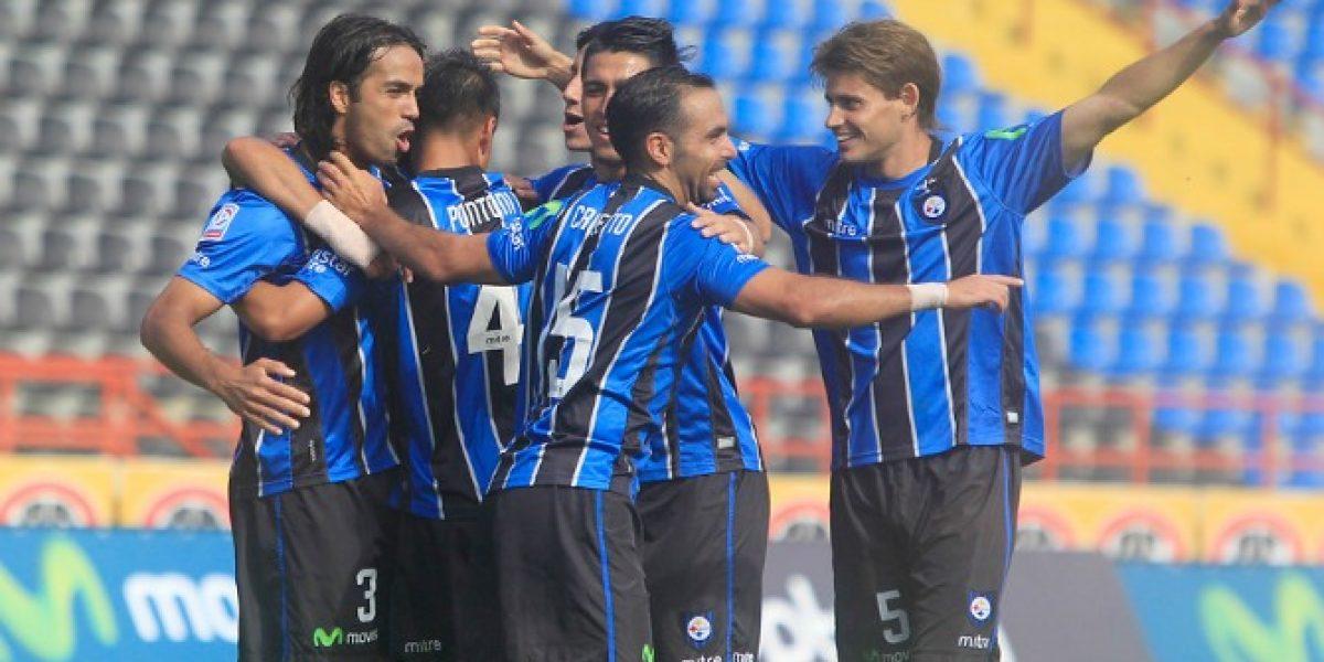 Huachipato se acerca a la Sudamericana al vencer en duelo clave a O