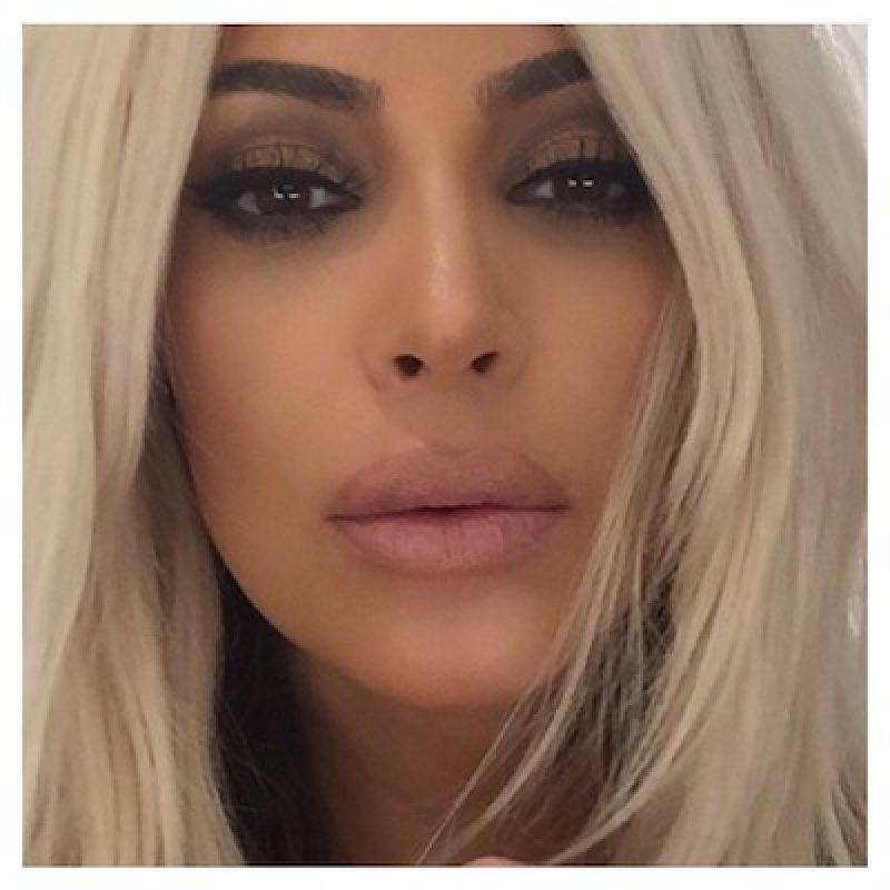 . Imagen Por: Instagram: Kim Kardashian