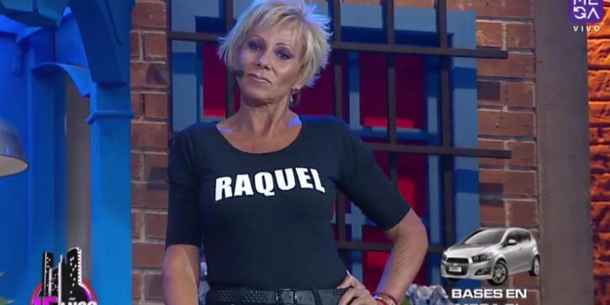 Tuiteros divididos tras participación de Raquel Argadoña en MCC
