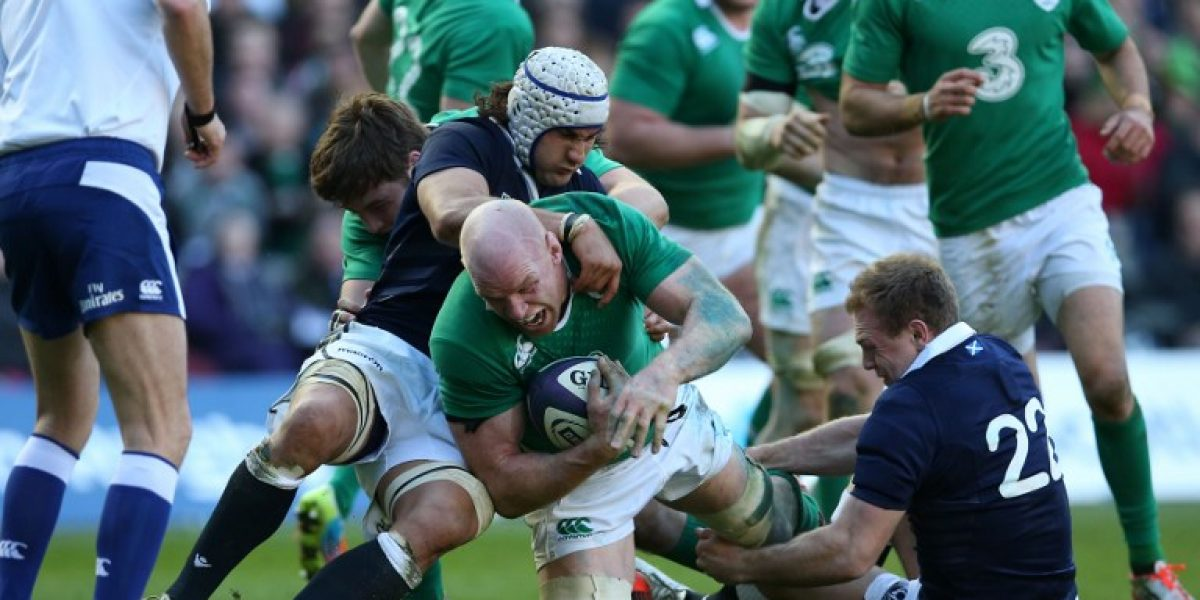 Irlanda revalidó el título del Seis Naciones en dramático desenlace