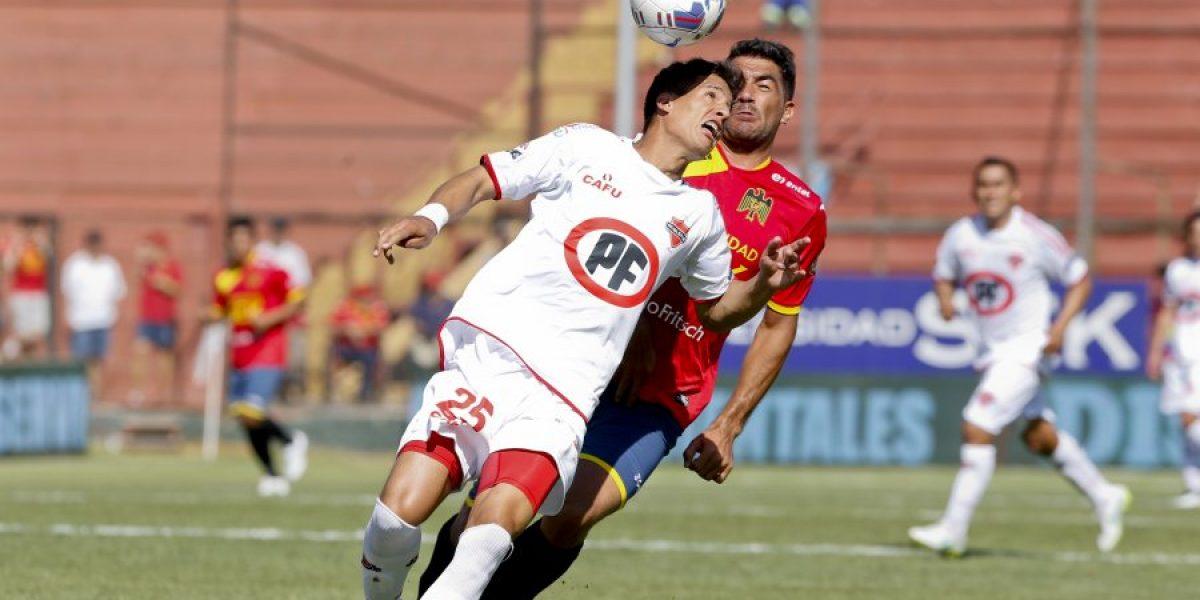 Unión salva un empate ante un complicado Ñublense que sigue en zona roja