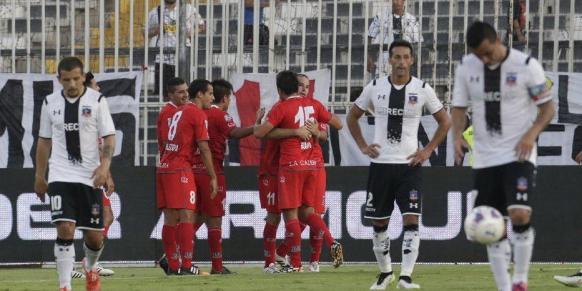 Colo Colo fue humillado por La Calera en el peor partido de la era Héctor Tapia