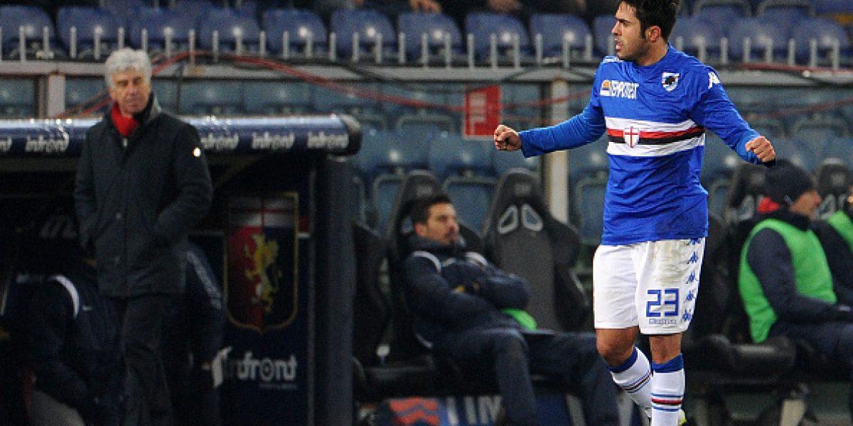 Un argentino y un brasileño fueron nominados por Conte para la selección de Italia
