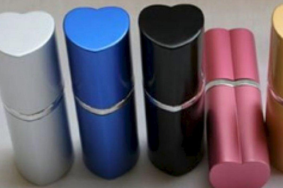 Labiales con gas pimienta: inocente artefacto, puede ser un arma potencial. Foto:Flickr. Imagen Por:
