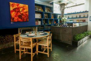 Restaurante mexicano Chef Ricardo Zurita Foto:Cortesía Restaurante Azul y Oro. Imagen Por: