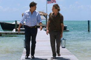 """Ben Mendelsohn y Linda Cardellini protagonizan """"Bloodline"""", la nueva serie de Netflix que lleva el thriller policiaco a un nuevo nivel. Foto:Netflix. Imagen Por:"""